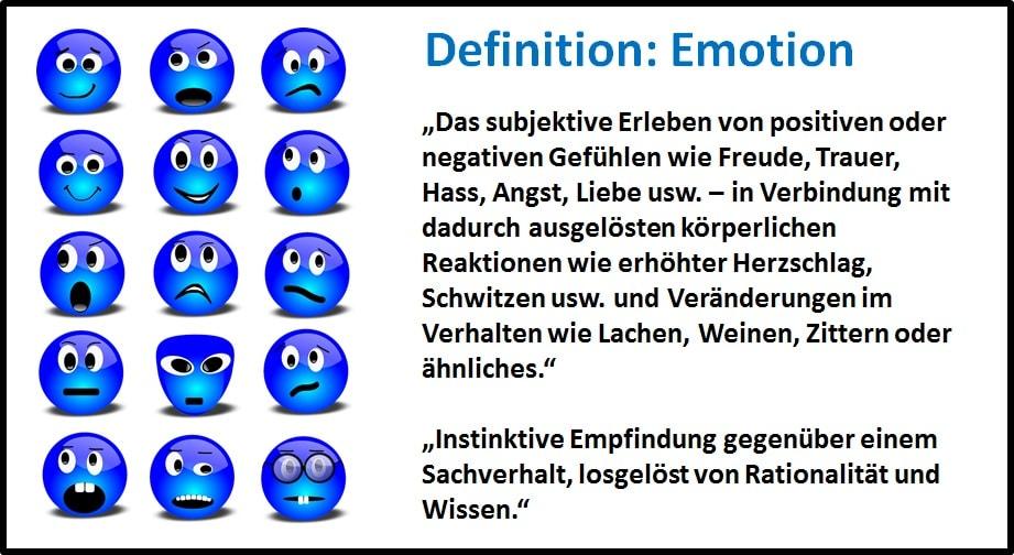 Emotionen Liste - Emot...