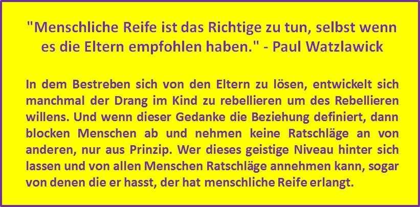 Paul Watzlawick Zitate