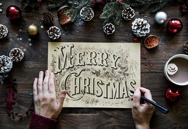 Weihnachtskarten für Firmen – für gute Kontakte